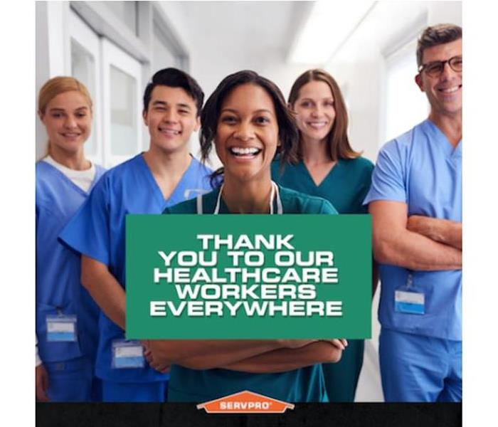 Thank You to Health Care Workers!