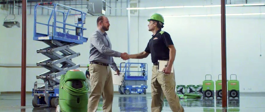 Paoli, PA commercial restoration cleaning